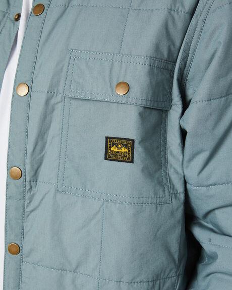 SILVER PINE MENS CLOTHING DEPACTUS JACKETS - D5204382SILPN