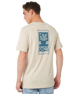STONE MENS CLOTHING RVCA TEES - R182049STONE