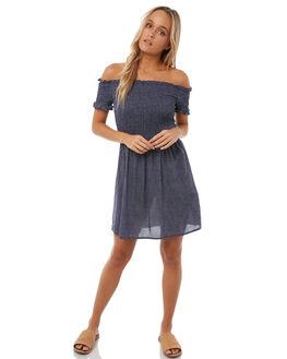 MULTI WOMENS CLOTHING MINKPINK DRESSES - MP1708464MULTI