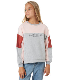 GREY MARLE KIDS GIRLS EVES SISTER JUMPERS + JACKETS - 9550047GRM