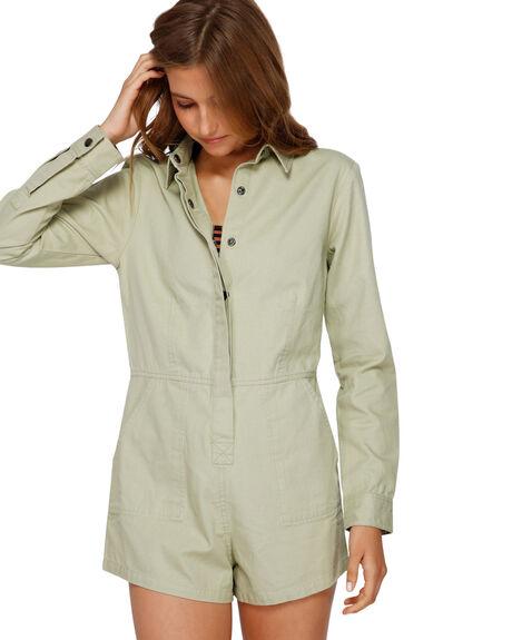 WASABI WOMENS CLOTHING BILLABONG PLAYSUITS + OVERALLS - BB-6591503-WAS