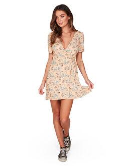PEACH WOMENS CLOTHING BILLABONG DRESSES - BB-6507472-P20