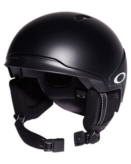 MATTE BLACK SNOW ACCESSORIES OAKLEY PROTECTIVE GEAR - 99432-02KMATB