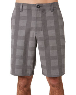 CHARCOAL MENS CLOTHING RIP CURL SHORTS - CWAAU98059