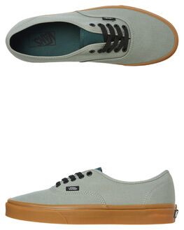 GREEN MENS FOOTWEAR VANS SNEAKERS - SSVNA2Z5IV4TM
