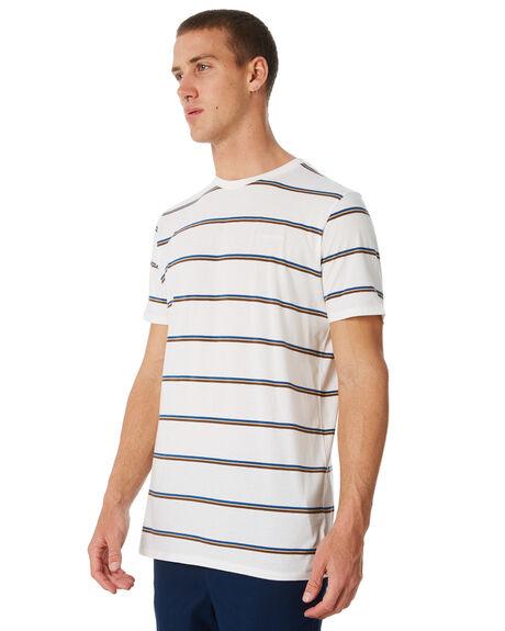 NATURAL MENS CLOTHING DEPACTUS TEES - D5184005NATRL