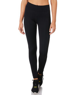 BLACK WOMENS CLOTHING THE UPSIDE ACTIVEWEAR - USW219007BLK