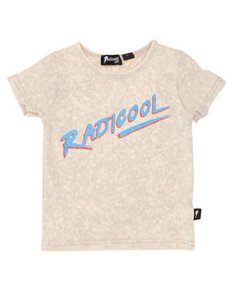 WASHED KIDS BOYS RADICOOL DUDE TOPS - RD1028WSHD