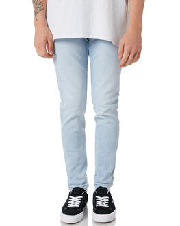 POINT BREAK BLUES MENS CLOTHING ZIGGY JEANS - ZM-1311POINT