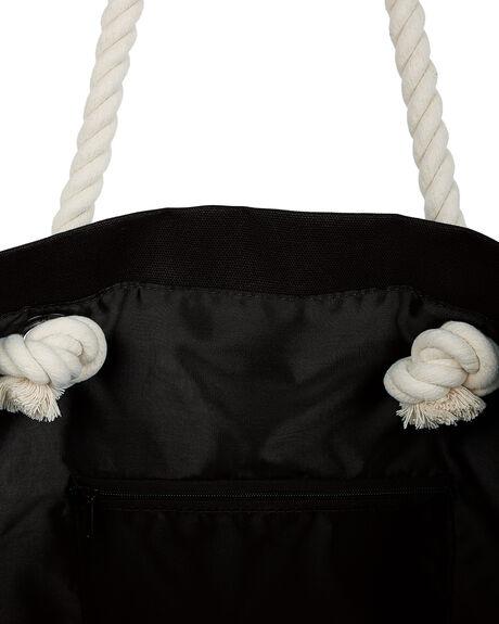 BLACK WOMENS ACCESSORIES BILLABONG BAGS + BACKPACKS - 6691119ABLK