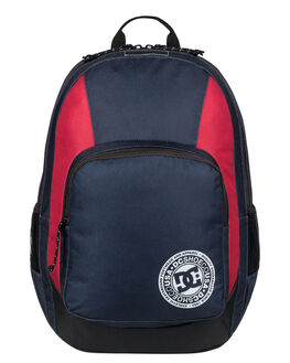 BLACK IRIS MENS ACCESSORIES DC SHOES BAGS + BACKPACKS - EDYBP03176BTL0