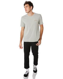 TEAL MENS CLOTHING RHYTHM TEES - JUL19M-PT07-TEA