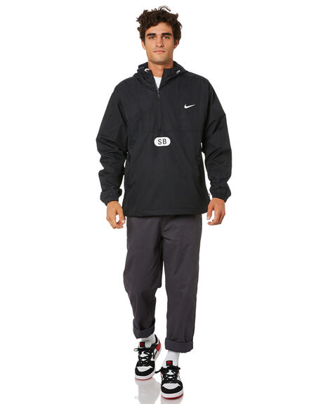 BLACK MENS CLOTHING NIKE JACKETS - CV4299010