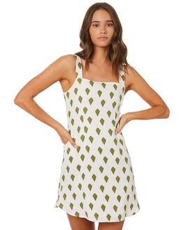 PRINT WOMENS CLOTHING ZULU AND ZEPHYR DRESSES - ZZ2538PRNT