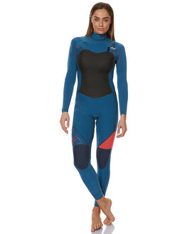 LEGION BLUE SURF WETSUITS ROXY STEAMERS - ERJW103001LEBLU