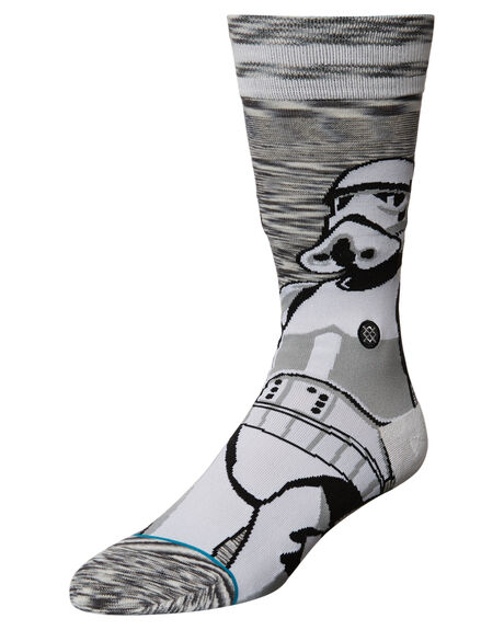 GREY MENS ACCESSORIES STANCE SOCKS + UNDERWEAR - M545D17EMPGRY