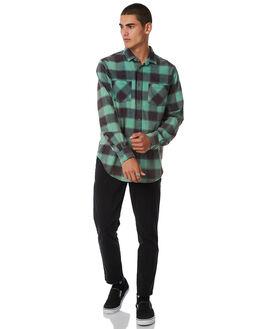 GREEN MENS CLOTHING INSIGHT SHIRTS - 5000002626GREEN