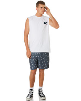 BLUE NIGHTS MENS CLOTHING RUSTY BOARDSHORTS - BSM1378BNI