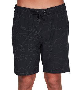 BLACK MENS CLOTHING BILLABONG SHORTS - BB-9507708-BLK