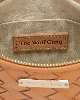 BUTTERSCOTCH LEATHER WOMENS ACCESSORIES THE WOLF GANG BAGS + BACKPACKS - TWG20Q4A06BTSCL