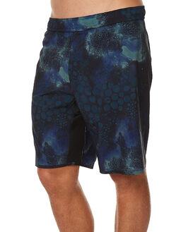 MIDNIGHT NAVY SEA MENS CLOTHING DEPACTUS SHORTS - AM020011MIDNV