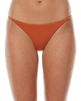 TERRACOTTA WOMENS SWIMWEAR PEONY SWIMWEAR BIKINI BOTTOMS - SU17-02-TERTER