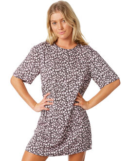 BLACK OUTLET WOMENS BILLABONG DRESSES - 6581491BLK