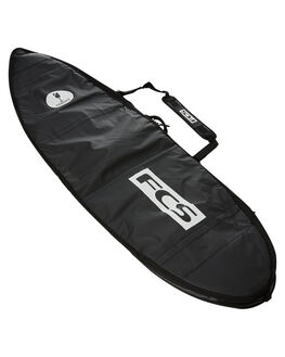 BLACK GREY BOARDSPORTS SURF FCS BOARDCOVERS - BT1-063-AP-BGYBLKGR