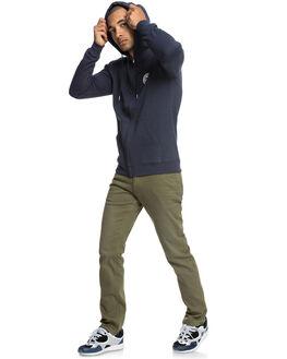 BLACK IRIS MENS CLOTHING DC SHOES JUMPERS - EDYFT03396BTL0
