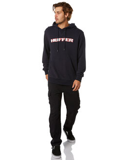 NAVY MENS CLOTHING HUFFER JUMPERS - MHD01S3030NVY