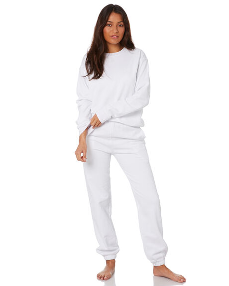 WHITE WOMENS CLOTHING SNDYS JUMPERS - SET119WHT