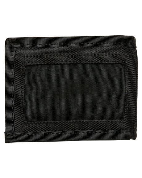 BLACK MENS ACCESSORIES HURLEY WALLETS - HU0030010