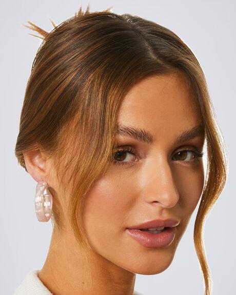SHELL PINK WOMENS ACCESSORIES SWELL JEWELLERY - S8212579SLPNK