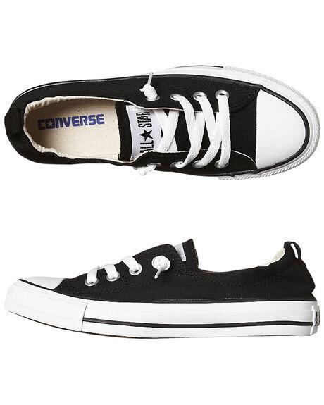 a25b647f6446c3 Converse Womens Chuck Taylor All Star Shoreline Shoe - Black ...
