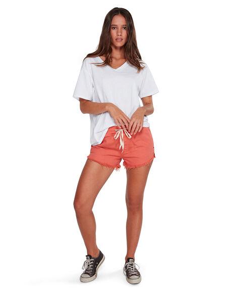 EMBER WOMENS CLOTHING BILLABONG SHORTS - BB-6592270-EMB