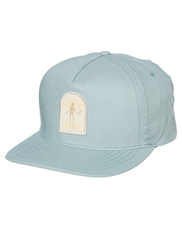 SKY BLUE MENS ACCESSORIES KATIN HEADWEAR - HTASC03SKYBU