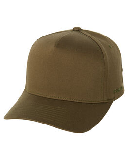 OLIVE MENS ACCESSORIES FLEX FIT HEADWEAR - COS-80782OLV