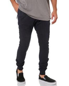 GD BLACK MENS CLOTHING ZANEROBE PANTS - 717-FLDGBLK