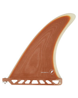 RED SURF HARDWARE FUTURE FINS FINS - RM850-0207RED