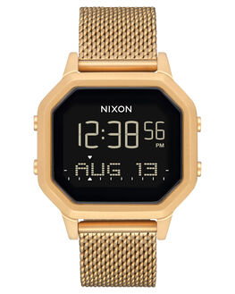 ALL GOLD WOMENS ACCESSORIES NIXON WATCHES - A1272-502
