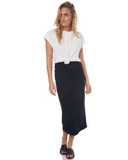 BLACK WOMENS CLOTHING BETTY BASICS SKIRTS - BB250S17BLK
