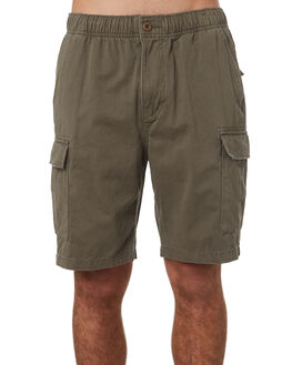 RIFLE GREEN MENS CLOTHING RUSTY SHORTS - WKM0918RFG