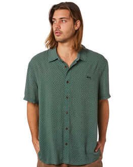 BOTTLE MENS CLOTHING STUSSY SHIRTS - ST083407BOT