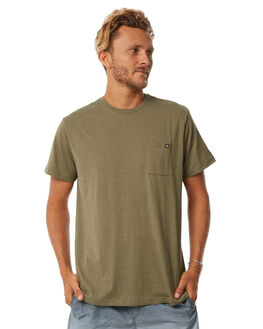 MILITARY MARLE MENS CLOTHING BILLABONG TEES - 9562046MMRL
