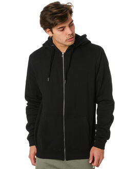 BLACK OUTLET MENS SWELL JUMPERS - S5164443BLK