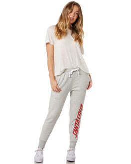 GREY MARLE WOMENS CLOTHING SANTA CRUZ PANTS - SC-WPB9873GRYM