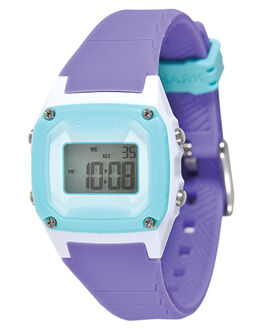 TURQUOISE PURPLE WHT KIDS GIRLS FREESTYLE WATCHES - 10006633TURQ