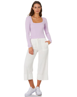 LILAC WOMENS CLOTHING MINKPINK FASHION TOPS - MB1809800LIL