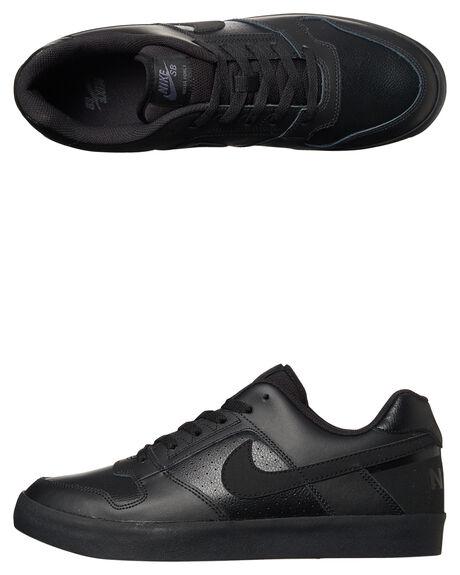 sports shoes eb4ab 8972e Nike Sb Delta Force Vulc Shoe - Black Anthracite | SurfStitch