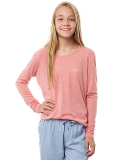 PINK MARLE KIDS GIRLS SWELL TEES - S6182100PNKMA